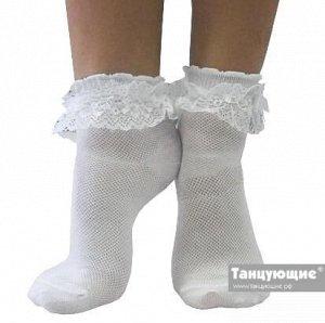 Носки-сетка для танцев