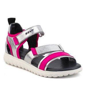 Туфли открытые для школьников девочек