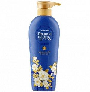 Шампунь для волос «DHAMA» восстановление поврежденных волос, 400 мл.(new)