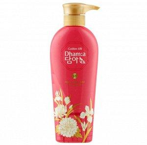 Шампунь для волос «DHAMA» питание и увлажнение, 400 мл.(new)