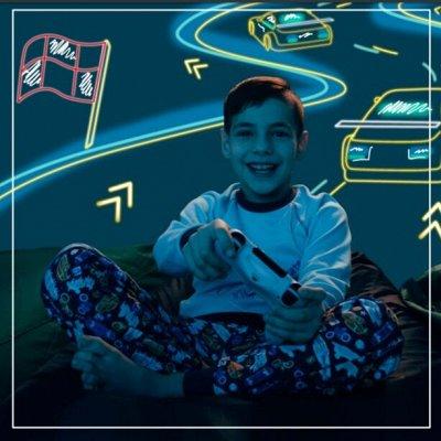 ТМ Смил. Специальное предложение. — Пижамы в коробках. Есть светящиеся принты — Одежда для дома