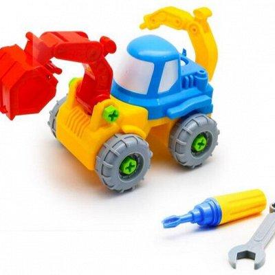 Мир развивающих игрушек Wood Toys™ — КОНСТРУКТОРЫ. С ИНСТРУМЕНТАМИ * НОВИНКИ! — Конструкторы и пазлы