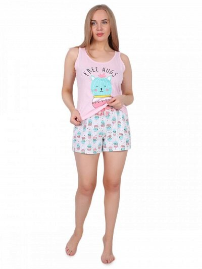 🌟Яркая одежда и аксессуары для всей семьи от 99 рублей!🌟  — Одежда для сна — Домашние костюмы