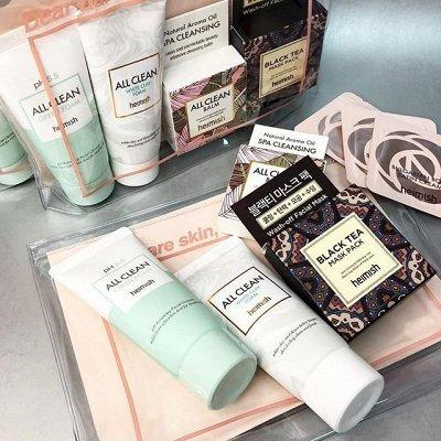 🍒Korea Beauty Cosmetics 🍒Косметика из Кореи🍒 — ПОДАРОЧНЫЕ НАБОРЫ для мужчин и девочек !!! — Для лица