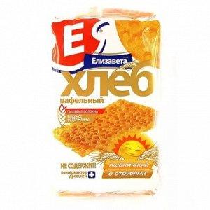 """Вафельный хлеб """"Елизавета"""" пшеничный с отрубями, 85 гр."""