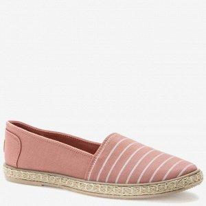 407122/01-06 пудра текстиль женские туфли