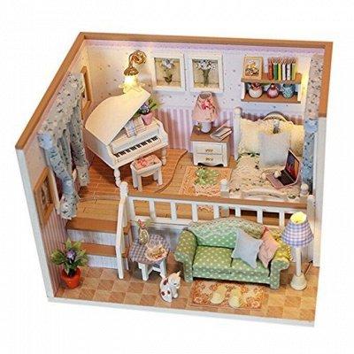 Пакеты, полиграфия, гель-лаки, детская мебель и игрушки.  — Румбоксы со всеми атрибутами современного жилья — Для творчества