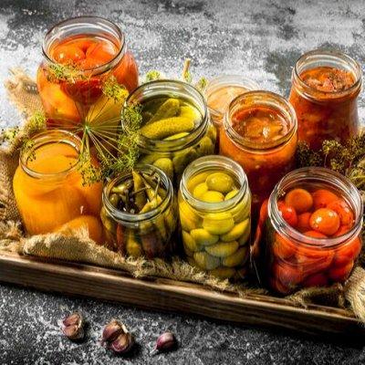 Устройте ресторан на Вашей кухне! Вкусное и полезное здесь!  — Консервация овощная, грибная, плодово-ягодная — Овощные и грибные