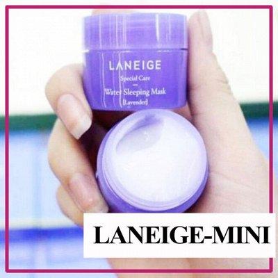 💯Хиты корейской косметики-пирамидки+ подарочные наборы! — LANEIGE-mini — Защита и питание