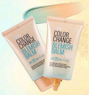WELCOS Color Change Blemish Blam SPF25 PA++ CC - крем, 50 мл.