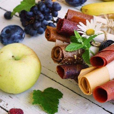 Орехи и Сухофрукты - Вкусные, сладкие и такие полезные! — Пастила фруктовая. Натуральный продукт! — Мармелад и зефир