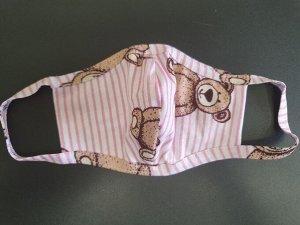Маска для лица гигиеническая фигурная детская