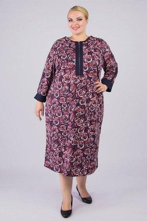 Платье PP53006ROS55