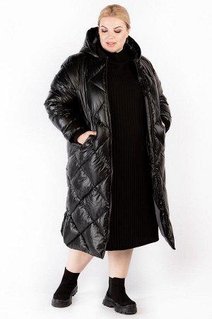 Пальто PL25233BLK01