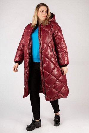 Пальто PL25233RED29