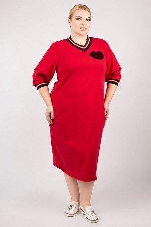 Платье PP12302RED25