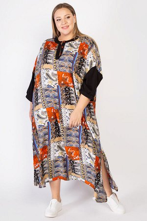 Платье PP66204ORT04