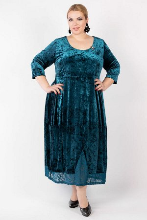 Платье PP30611GRN45