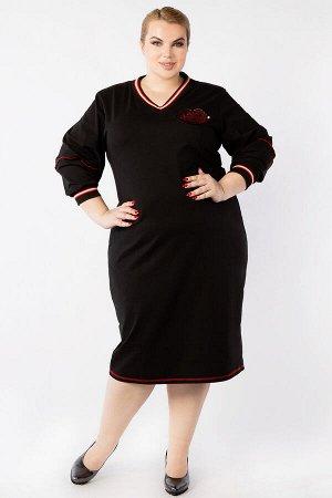 Платье PP12302BLK01