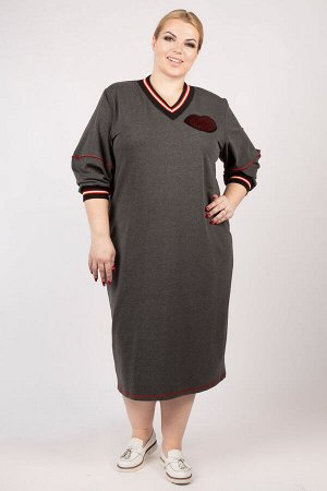 Платье PP12302GRY22