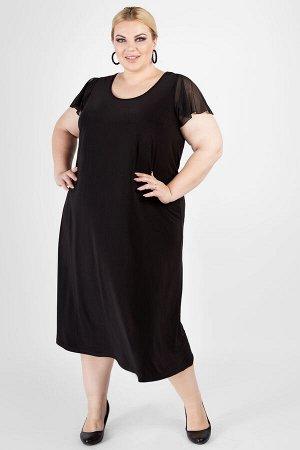 Платье PP31607BLK01