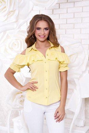 """Блуза """"Урана"""" (желтый)"""