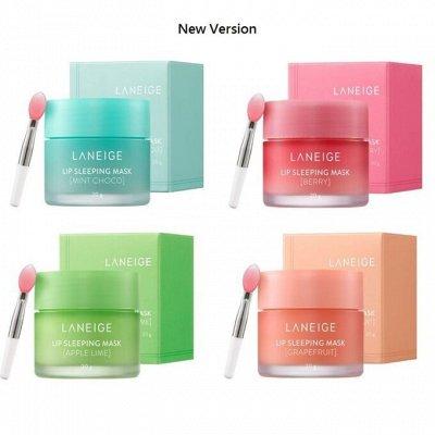 Premium Korean Cosmetics ☘️Раздача за 3 дня.🎁 Акция МАЯ🎈 — Laniege!! Новинки — Уход для век и губ