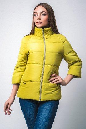 """Куртка """"I-17"""" (светло-зеленый-яблоко)"""