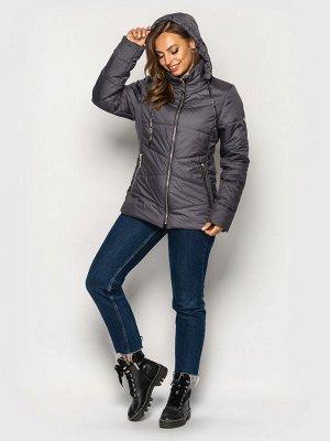 "Куртка ""I-563"" (темно-серый)"