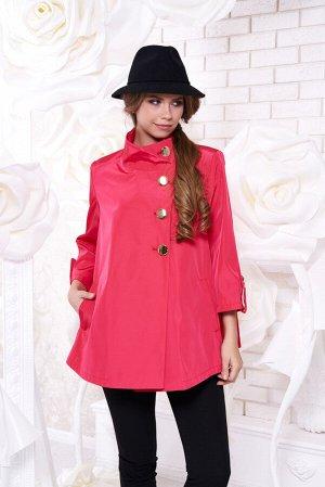 """Куртка """"Р-114"""" (розовый+)"""