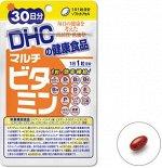 Мультивитаминный комплекс витаминов: DHC Витамины из Японии
