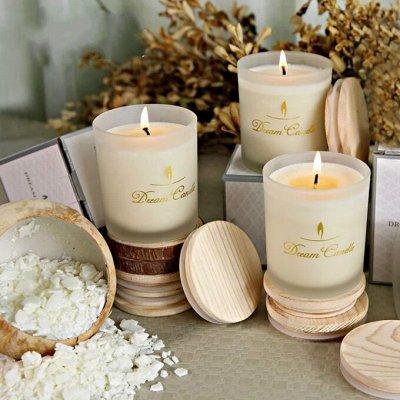 Подарочные наборы для рыбаков, охотников и не только. — Свечи светодиодные, ароматические  — Свечи и подсвечники