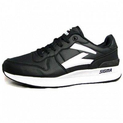 СпортSigma. Кроссовки для всей семьи — Искусственная кожа — Обувь