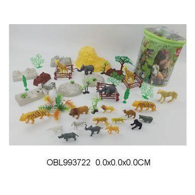 Магазин игрушек-26. Все лучшее детям.  — Животные, пони, динозавры — Фигурки