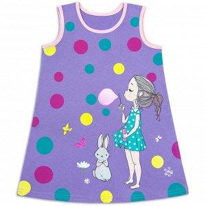 Платье - майка для девочки НОВИНКА
