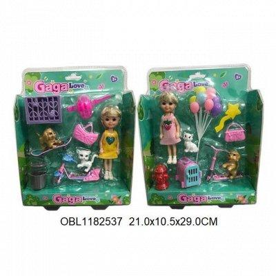 Магазин игрушек-26. Все лучшее детям.  — Куклы — Куклы и аксессуары