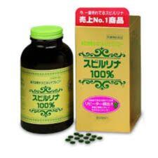 Японские витамины, капли-в наличии Доставка 1-4дн — Высокощелочная спирулина 100%. — Витамины и минералы