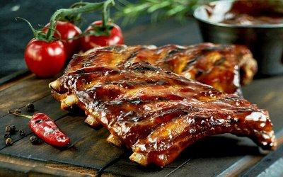 Доступные деликатесы — пф из свинины — Свинина