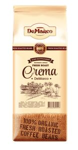 "Кофе в зернах Fresh Roast ""CREMA"" DeMarco. 1кг"
