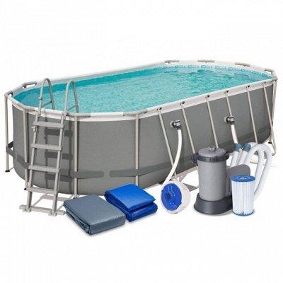 44*Товары для спорта, туризма и путешествий* — Комплектующие и аксессуары для бассейнов! — Плавание