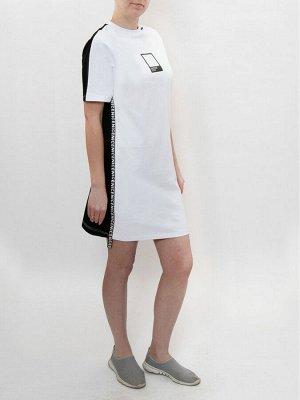 Платье прямого силуэта женское