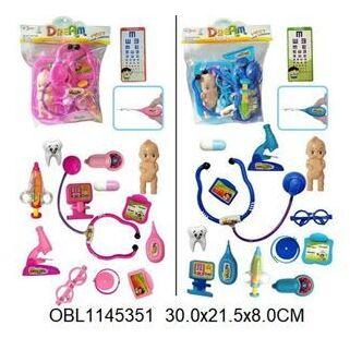 Магазин игрушек-26. Все лучшее детям.  — Наборы доктора — Игровые наборы