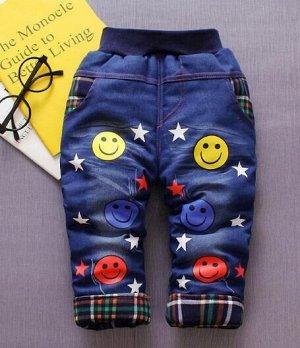 Упепленные джинсы