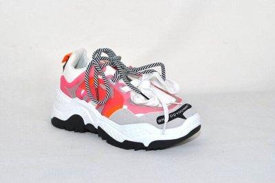 (20115) Спортивная обувь Bona - 4 — Женская и Подростковая Обувь демисезон-2 — На липучках