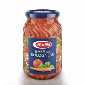Соус томатный Основа для болоньезе Италия Barilla 400 г