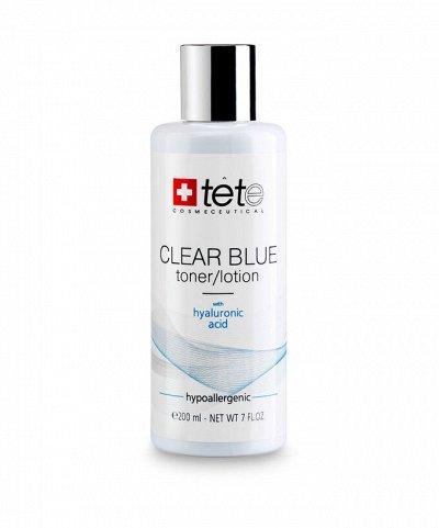 Tete Cosmeceutical - косметика из Швейцарии    — очищение, пилинг, тоник — Очищение