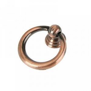 Ручка кнопка РК016AC, цвет медь