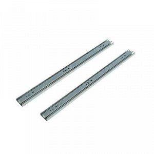 Шариковые направляющие полного выдвижения, L=450 мм, Н=35 мм, 2 шт. в наборе