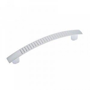 Ручка скоба LIGHT РС001AL, м/о 96 мм, цвет матовый никель