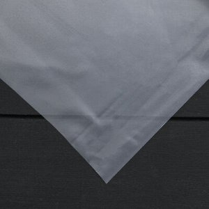 Плёнка полиэтиленовая, 120мкм, 3*10м, рукав (1,5м*2), прозрачная, 1 сорт, ГОСТ 10354-82,